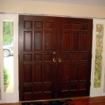 Before - Door Interior