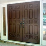 Before - Door Exterior