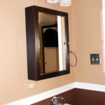 Crown molding, chair rail & wainscoting