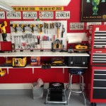 Custom Garage Organization