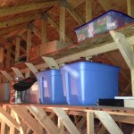 Attic Space Storage